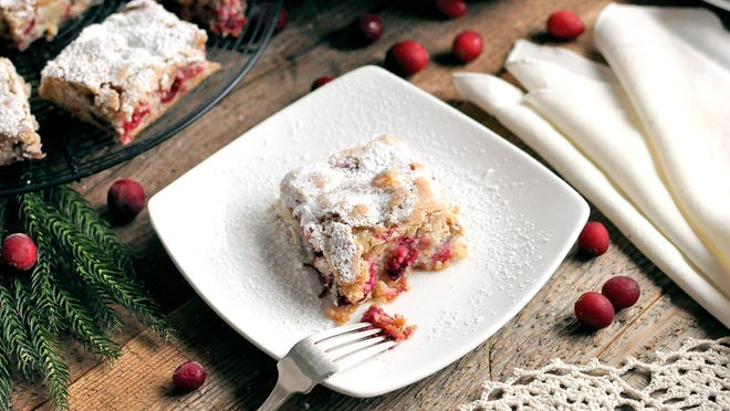 The health benefits crammed into cranberries make their explosion of flavor  even more invigorating.