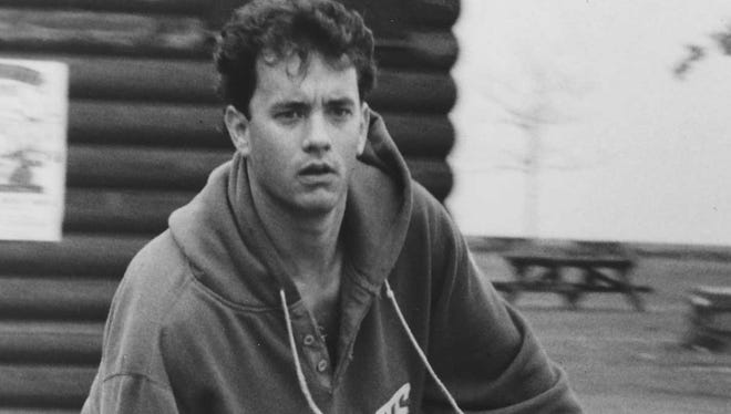 """Tom Hanks stars in 1988's """"Big"""" as a 12-year-old who turns into an adult overnight."""