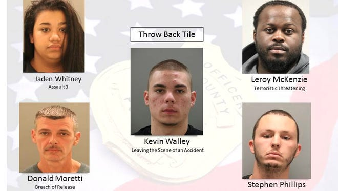 New Castle County Police is using its Facebook page for help in finding wanted criminals.