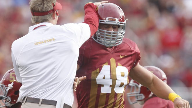 """""""It just didn't feel right,"""" former Iowa State defensive end Cory Morrissey told the Register on Friday after walking away from Baltimore Ravens minicamp. """"The whole process — the draft, getting hooked up with free agency — it didn't feel like I thought it would."""""""
