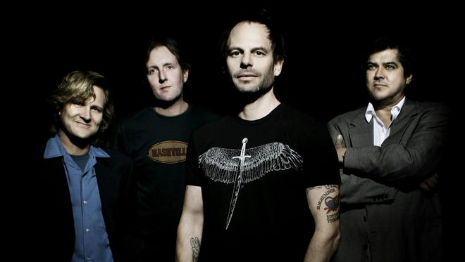 The Gin Blossoms will be among the talent featured at the 11th Annual Pleasantville Music Festival.