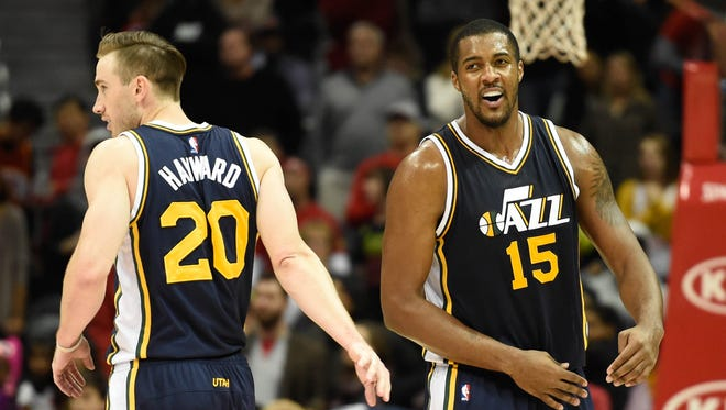 15. Utah Jazz | Record: 5-5 | Comment: The sneaky good team of this season