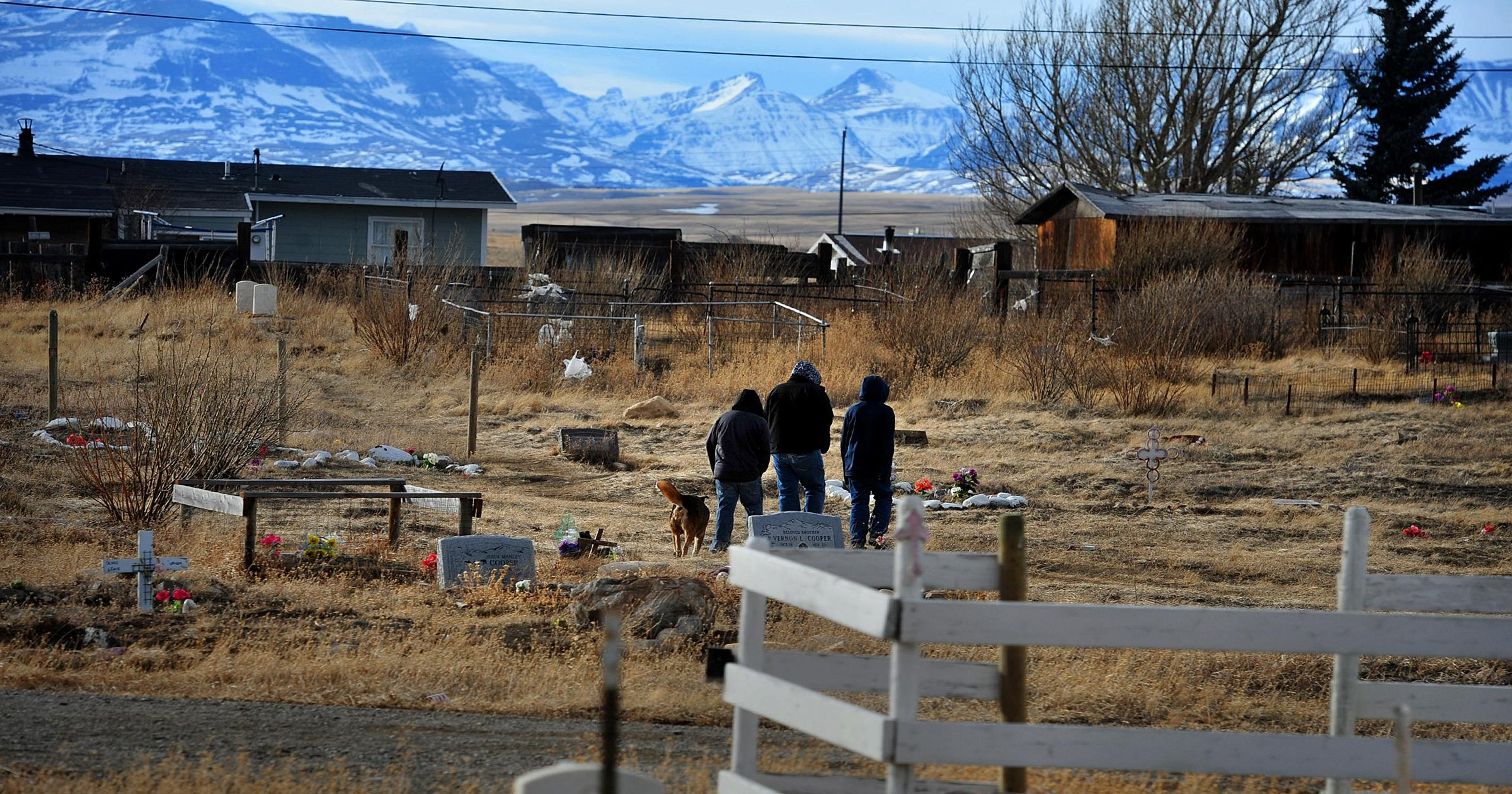The crisis in our backyard: Montana's reservation housing