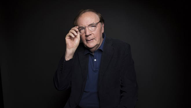 Author James Patterson will speak Nov. 9 as part of the Indiana Library Federation conference.