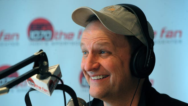 Dan Dakich will serve as IU's 'homer' broadcaster during the team's season opener against Ohio State.