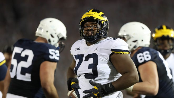 Michigan defensive tackle Maurice Hurst was a sure-fire first-round NFL draft pick before he was diagnosed with a heart condition at the NFL combine.