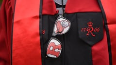 The 252nd commencement of Rutgers University was held