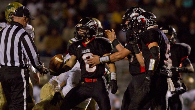 Jackson Memorial, which defeated then No. 1 Red Bank Catholic this past Friday night, behind three TDs from tailback Mike Gawlik, replaces the Caseys as the No. 1 team in the Asbury Park Press Top 10
