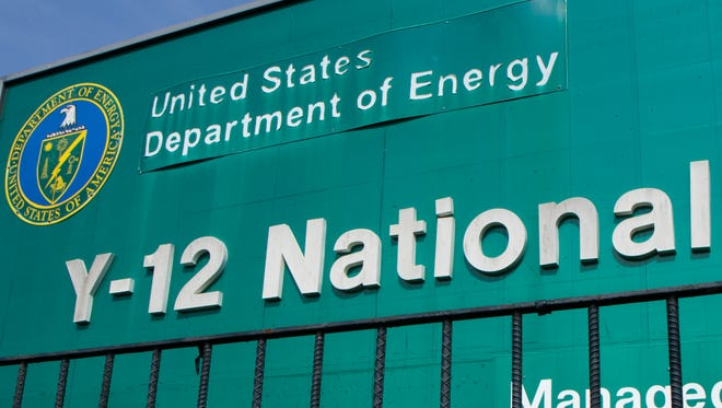 The Department of Energy says it plans a probe a possible security breach at the Y-12 nuclear plant.
