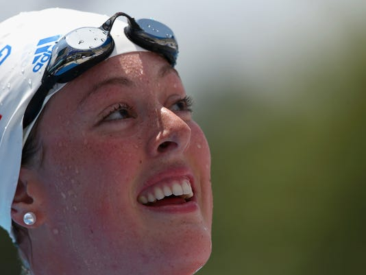 2015 Phillips 66 Swimming National Championships - Day 1