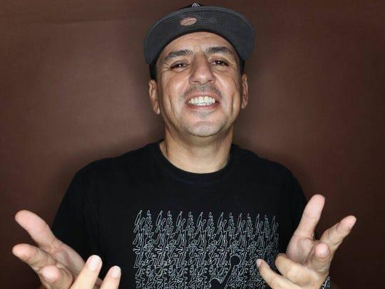 Comedian Juan Villarreal