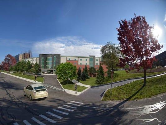 New College at Brockport dorm