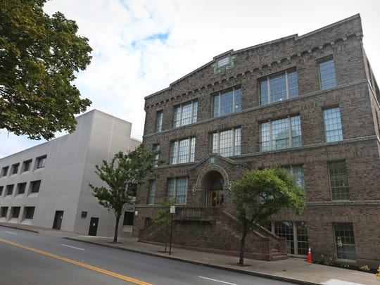 The Bevier Memorial Building, 42 South Washington St.,