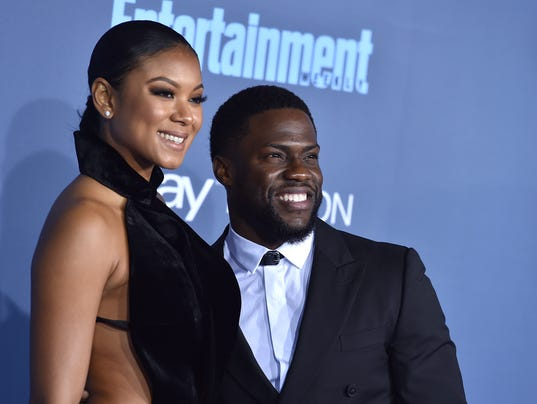 AP PEOPLE KEVIN HART A ENT FILE USA CA