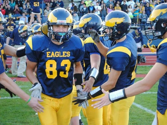 Ty Hart, a 2012 graduate of Stayton High School and