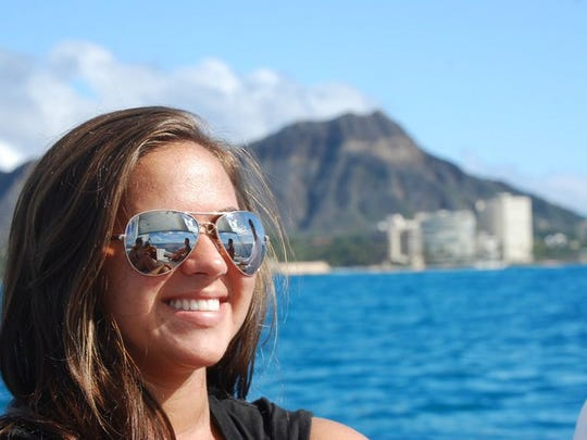 Sarah Conque landed her dream job interning for the Shriners Hospital in Hawaii.
