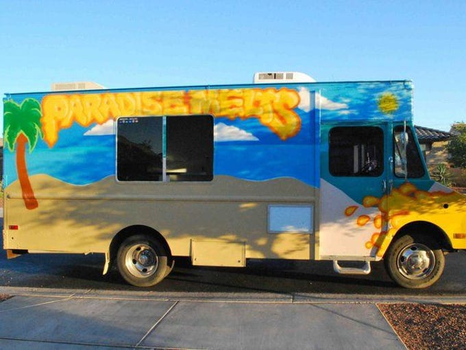 Food Catering Trucks Phoenix