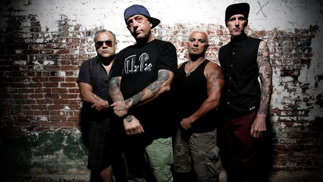Old school punk band D.I. will be headlining the Garage in Ventura Saturday night.
