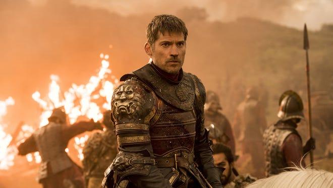 Nikolaj Coster-Waldau stars as Jaime Lannister in an episode of Game of Thrones.