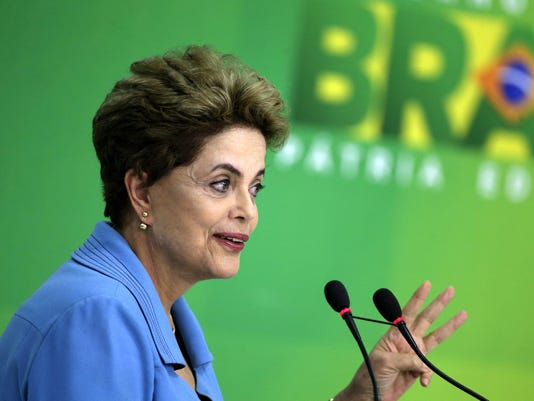 EPA EPASELECT BRAZIL CRISIS POL GOVERNMENT BRA