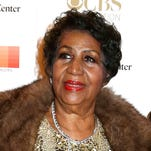 """Aretha Franklin says as she prepared for a concert in Los Angeles, she heard a man yelling, """"I'm the greatest, I'm the greatest!"""" """"I was saying, 'Who is he? Who is this guy?' """" she recalled. Of course, he became Muhammad Ali."""