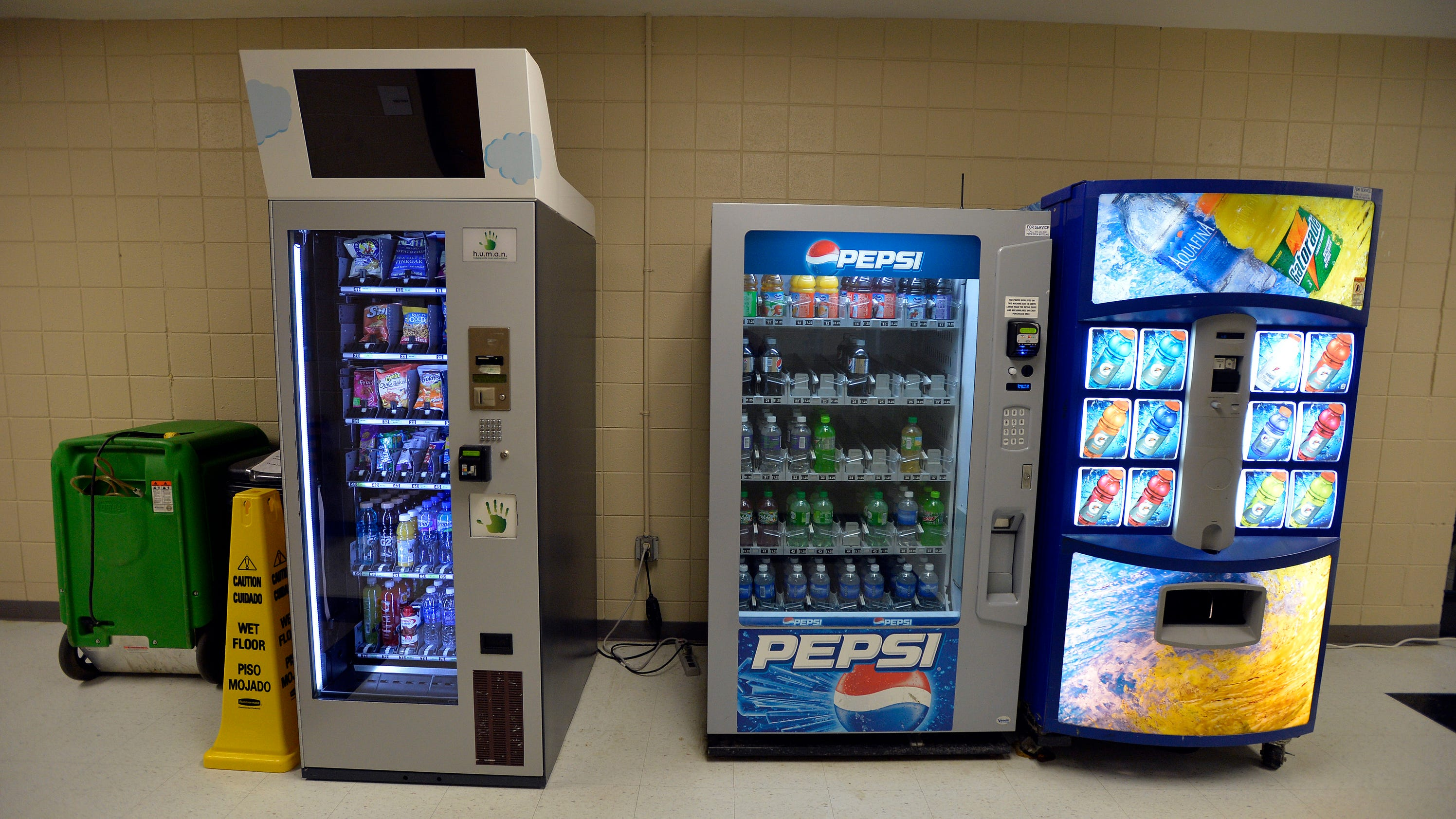 food vending machine companies