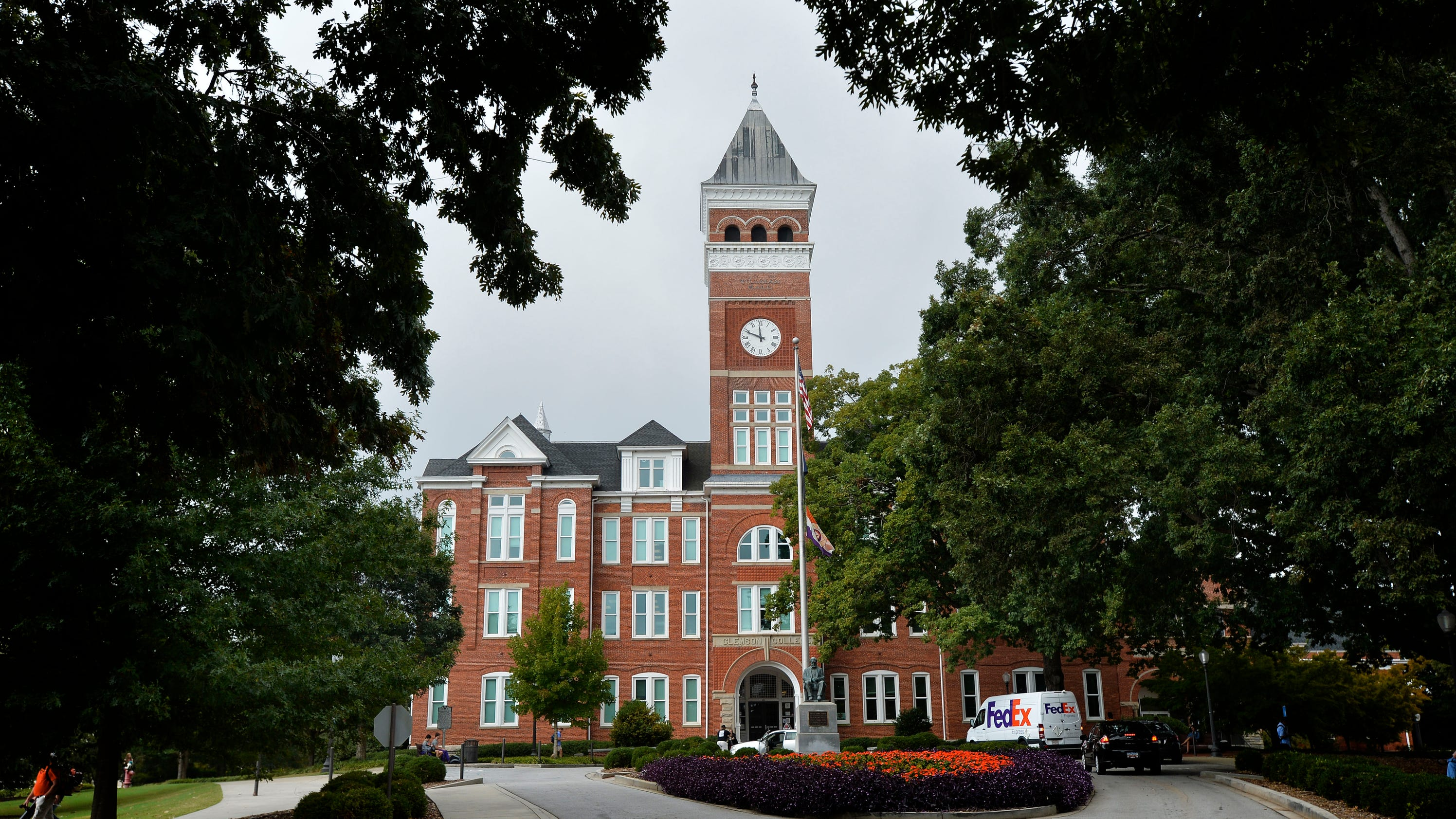 The Challenges Of Renaming Tillman Hall