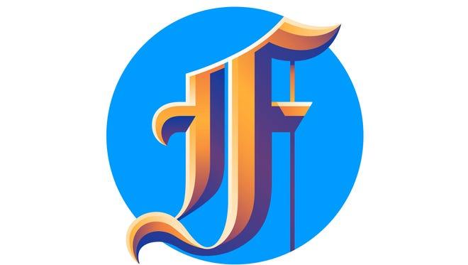 Detroit Free Press logo.