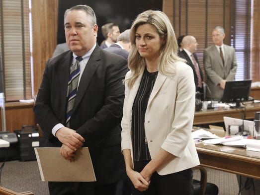 Man who stalked sportscaster Erin Andrews says money was