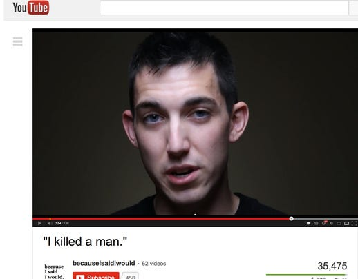 AP Video Confession-Car Accident