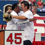 2015 MLB Hall of Fame induction ceremony