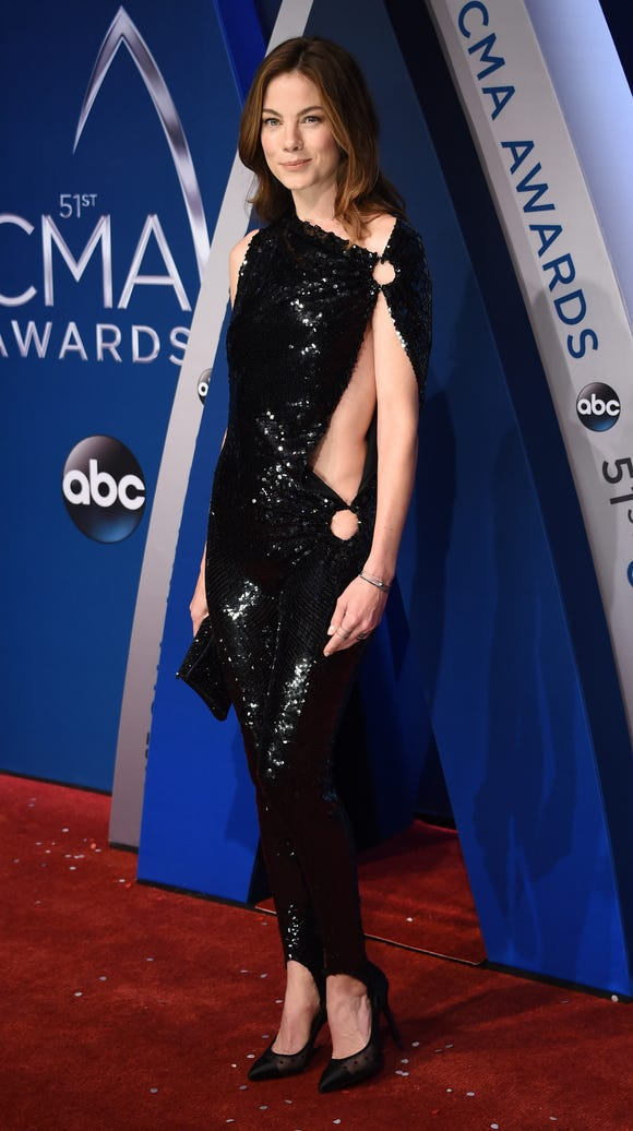 Michelle Monaghan's ensemble has entirely too much