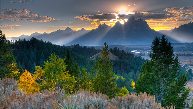 Grand Teton National Park is truly breathtaking!
