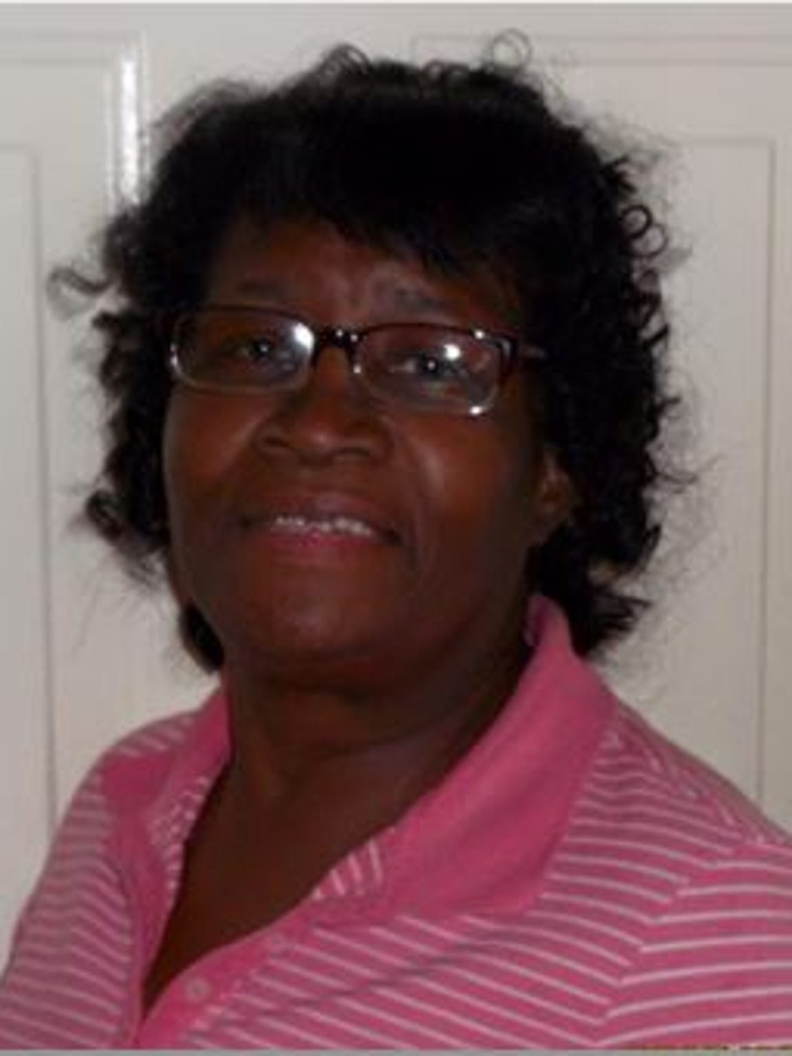 Rosa B. Williams is a Reform Party candidate for lieutenant