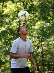 Roy C. Ketcham High School senior Tyler Adams, 18,