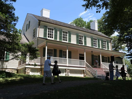 John Jay Homestead opens its doors for evening candlelight tours starting Dec. 20.