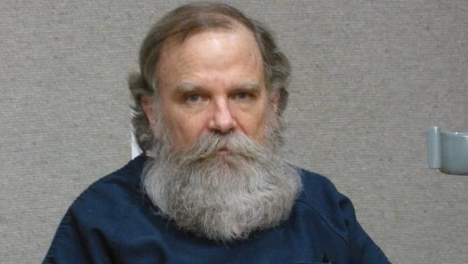 Michael Donald Ackley, charged with murder and attempted murder, will be shown in Shasta County Supreme Court Friday, where his murder trial has been delayed.