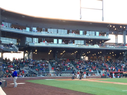 The city leases the Downtown ballpark to MountainStar Sports Group, owners of the El Paso Chihuahuas.