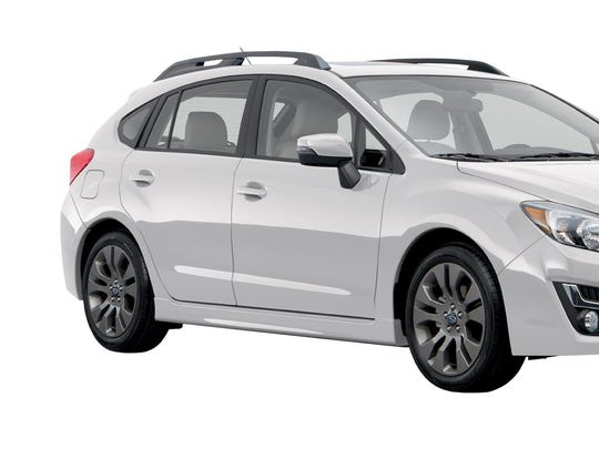 Subaru's Impreza is tops among compact wagons.