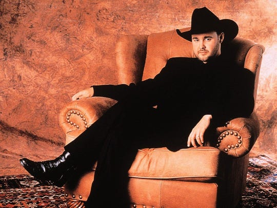 Daryle Singletary enjoyed great success in the mid '90s.