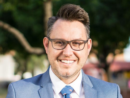 Kevin Patterson is running for Phoenix City Council.