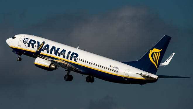 Some allegedly drunk Brits led to an unscheduled landing of a Ryanair jet in Berlin.