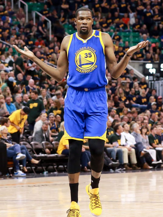 Warriors Kevin Durant Pops Off About Nba Combine