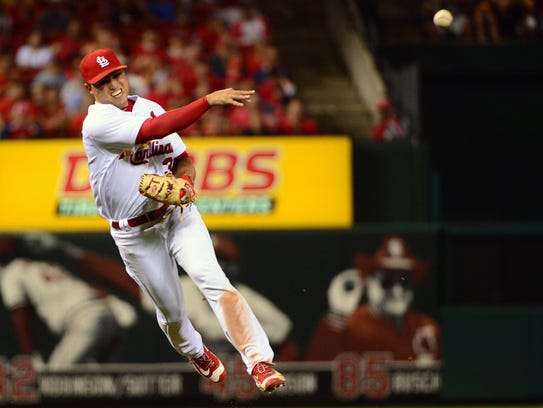 Aledmys Diaz will be in action with the Springfield