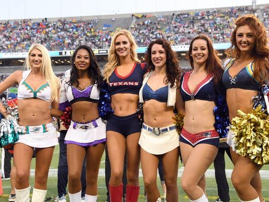 USP NFL: PRO BOWL-NFC VS AFC S FBN USA FL