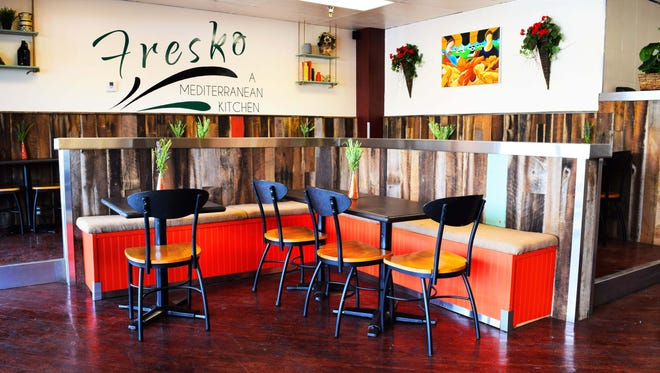 Fresko is a fast-casual Greek kitchen near Elliot Road and 51st Street in Ahwatukee.