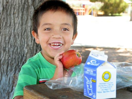 Summer Lunch Program File Photo