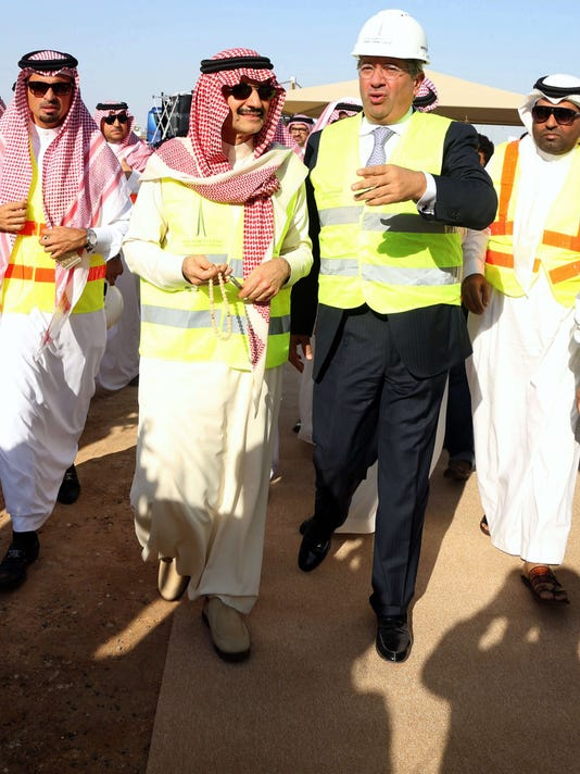 Saudi prince: $100-a-barrel oil 'never' again