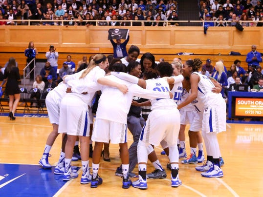 Seton Hall women's basketball captures 1st Big East title