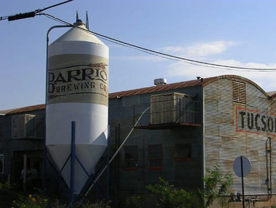 Barrio Brewing Co. in Tucson.